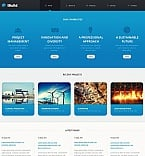 Architecture Moto CMS HTML  Template 47215
