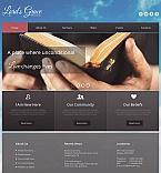 Religious Moto CMS HTML  Template 47217