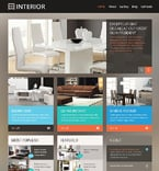 Furniture WordPress Template 47224
