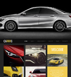 Cars WordPress Template 47226