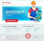 WordPress Template 47230