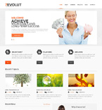 WordPress Template 47231