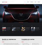 Cars WordPress Template 47234
