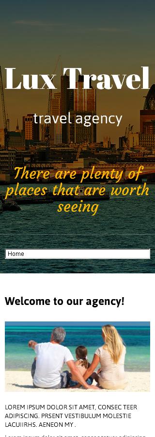 Joomla Theme/Template 47239 Main Page Screenshot