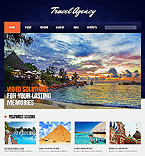 Travel Joomla  Template 47244