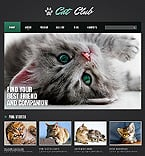 Animals & Pets Joomla  Template 47245