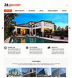 Architecture Joomla  Template 47246