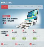 Web Hosting Joomla  Template 47247