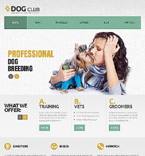 Animals & Pets Joomla  Template 47249