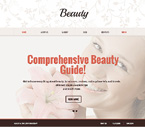 Beauty Joomla  Template 47252