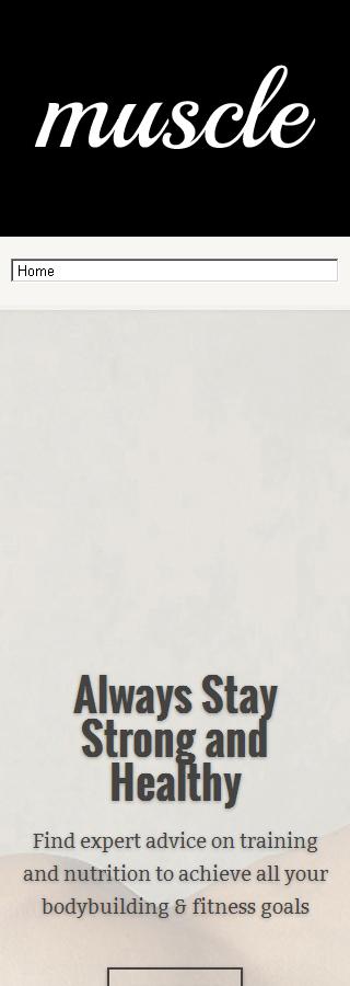 Joomla Theme/Template 47254 Main Page Screenshot