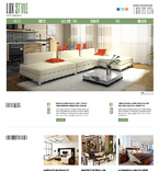 Furniture Joomla  Template 47257