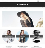 Fashion WooCommerce Template 47259