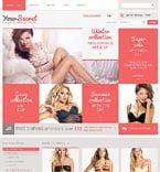 Fashion VirtueMart  Template 47262