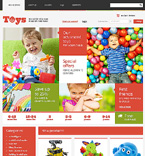 Entertainment VirtueMart  Template 47278