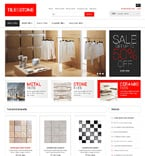 Furniture OpenCart  Template 47279