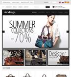 Fashion osCommerce  Template 47296