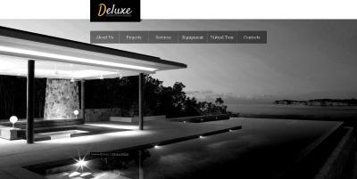 Home Decor Responsive Moto CMS HTML Sablon