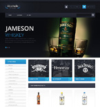 Food & Drink PrestaShop Template 47300