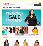 Fashion PrestaShop Template 47301