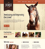 Animals & Pets Drupal  Template 47313