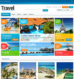 Travel Magento Template 47319