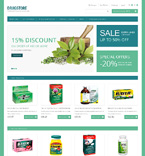 Medical Magento Template 47325