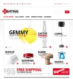 Furniture Magento Template 47328