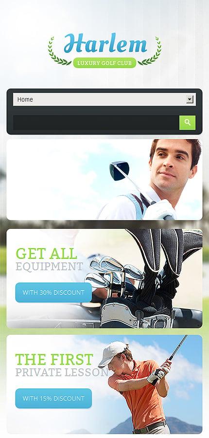 Drupal Template 47329 Main Page Screenshot