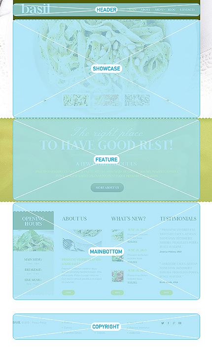 Joomla Theme/Template 47345 Main Page Screenshot