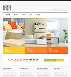 Furniture Joomla  Template 47348