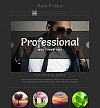 Art & Photography Photo Gallery  Template 47355