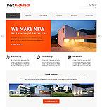 Architecture Joomla  Template 47361