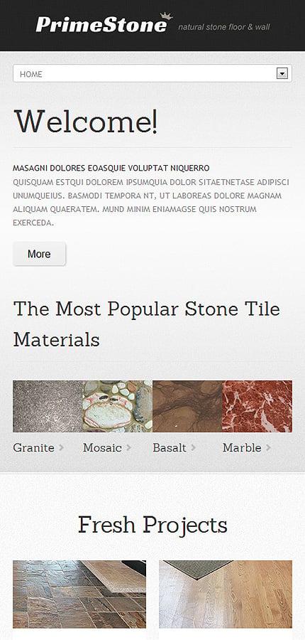 Joomla Theme/Template 47363 Main Page Screenshot