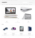 Computers OpenCart  Template 47367