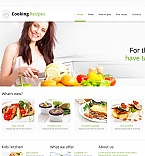 Food & Drink Moto CMS HTML  Template 47370
