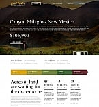 Real Estate Moto CMS HTML  Template 47384
