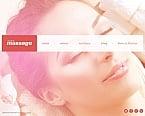 Beauty Moto CMS HTML  Template 47385