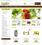 Agriculture OpenCart  Template 47397