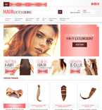 Beauty OpenCart  Template 47398