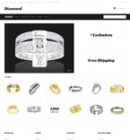 Jewelry OpenCart  Template 47399