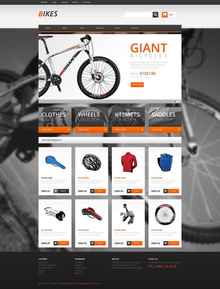 BMX Responsive WooCommerce Theme New Screenshots BIG