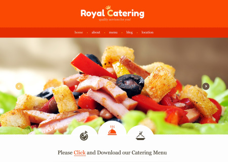 Catering Responsive