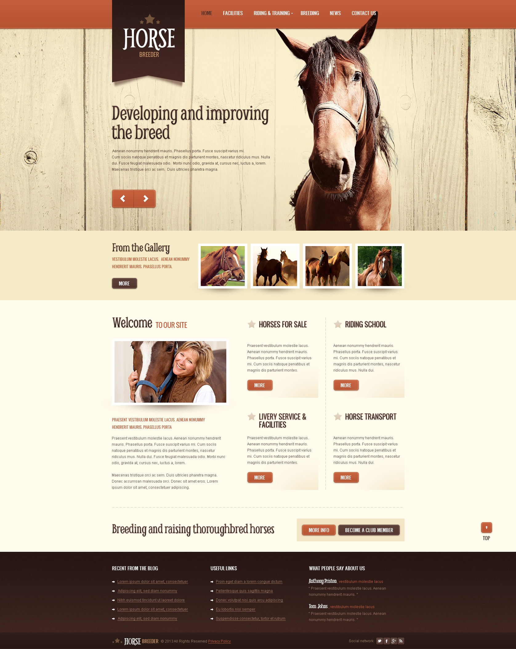 Horse Spirit Drupal-mall #47313