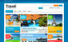 Tema Magento Responsive #47319 per Un Sito di Agenzia di Viaggi New Screenshots BIG