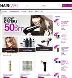 Beauty Magento Template 47400