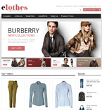 Fashion Magento Template 47401