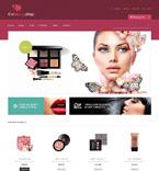 Beauty Jigoshop Template 47420