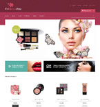 Beauty WooCommerce Template 47421