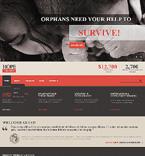 Charity Joomla  Template 47432